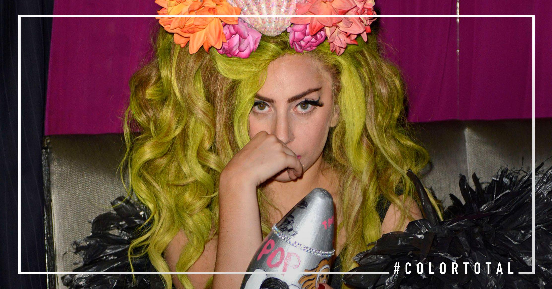 Cambios de look de Lady Gaga