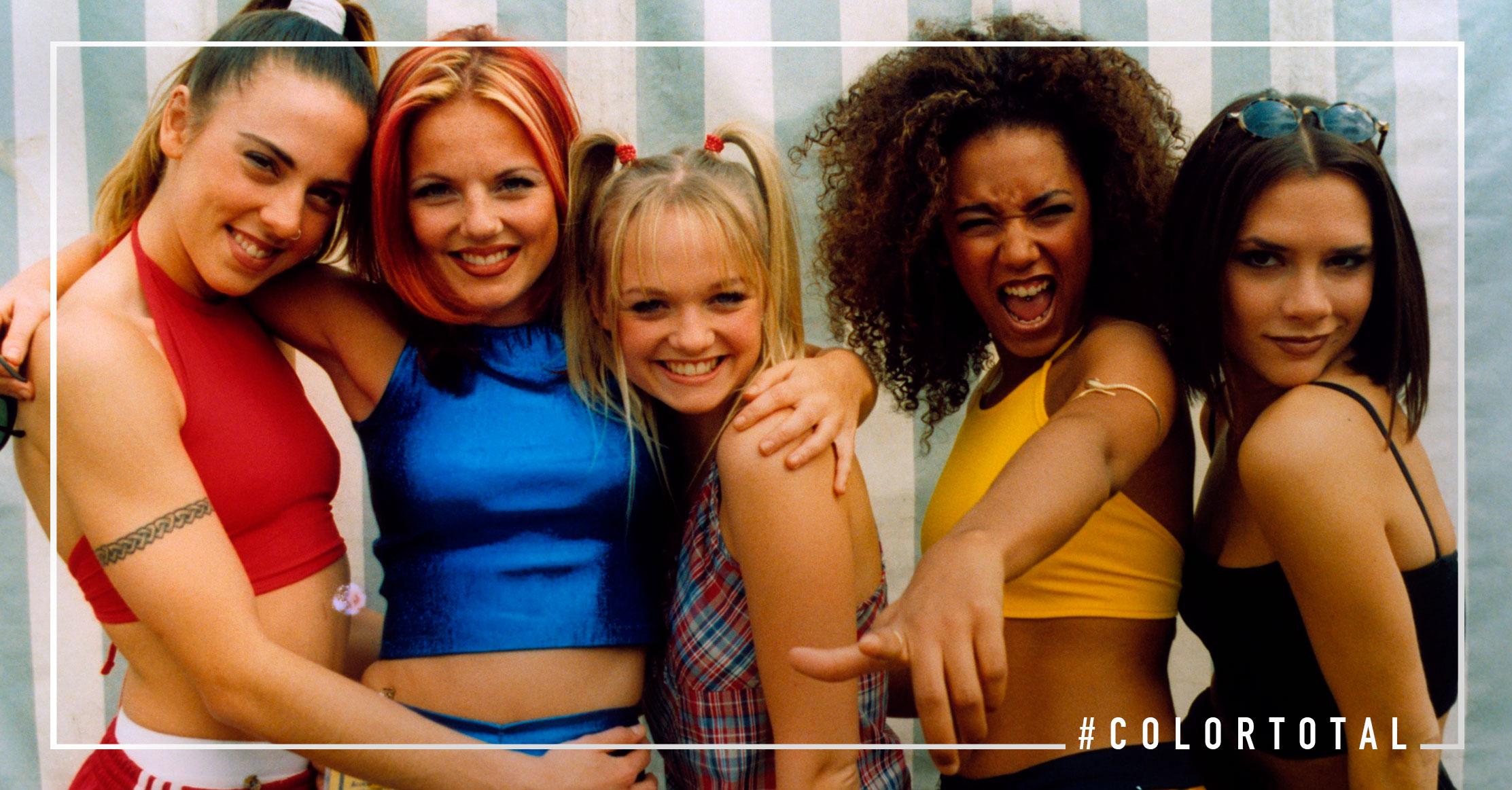 ¡Tú también quieres ser una Spice Girl!