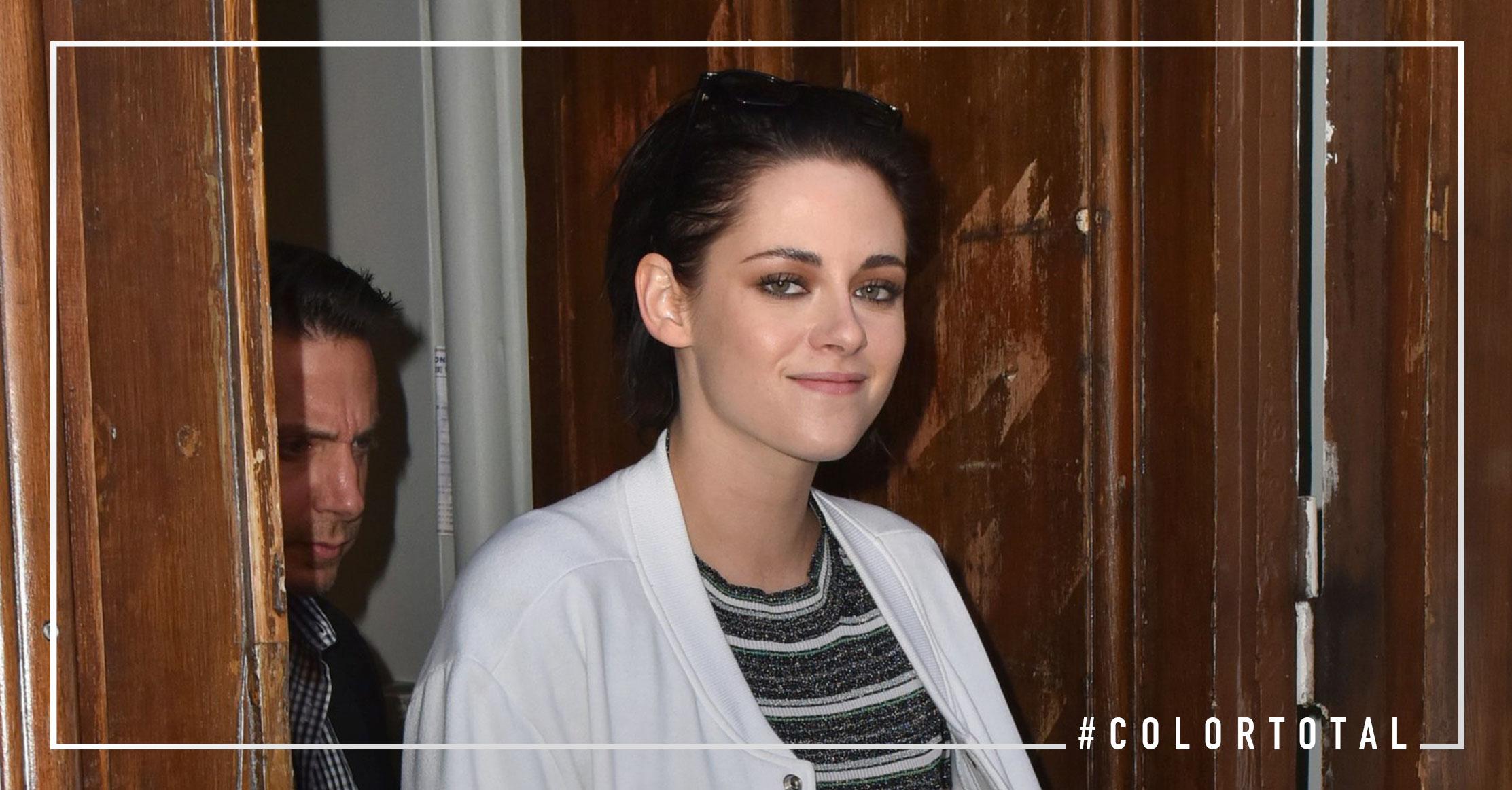 Kristen Stewart cambia de look
