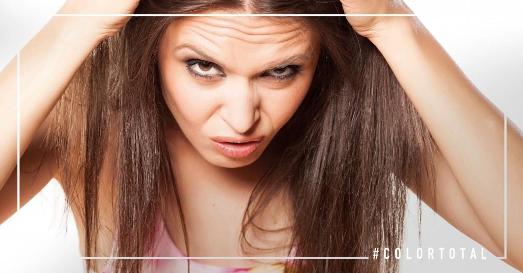 ¿Te duele la cabeza cuando te recoges el pelo?