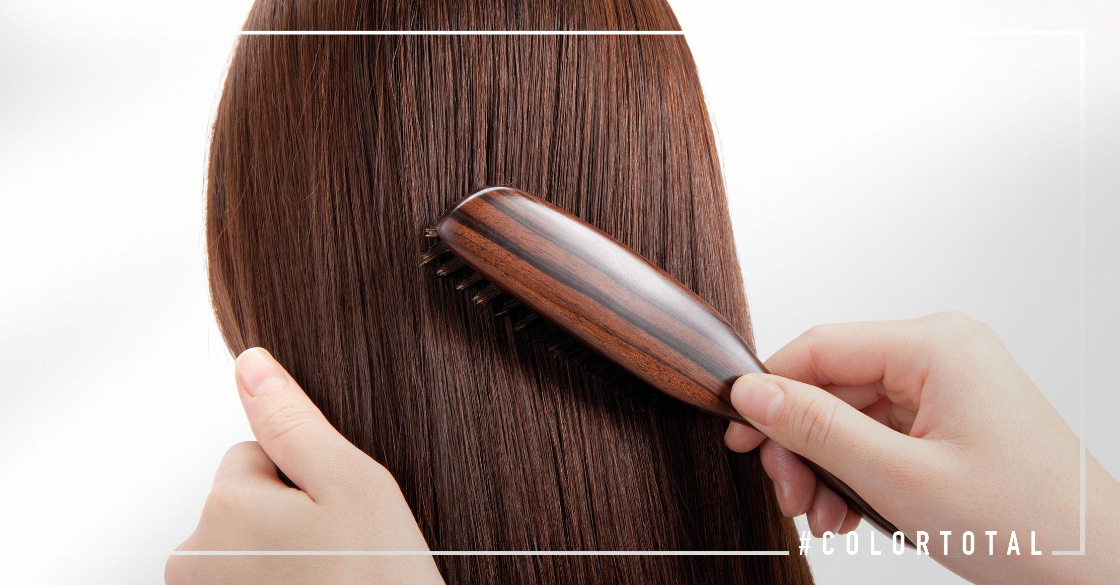 Consejos para el pelo : cómo peinarlo