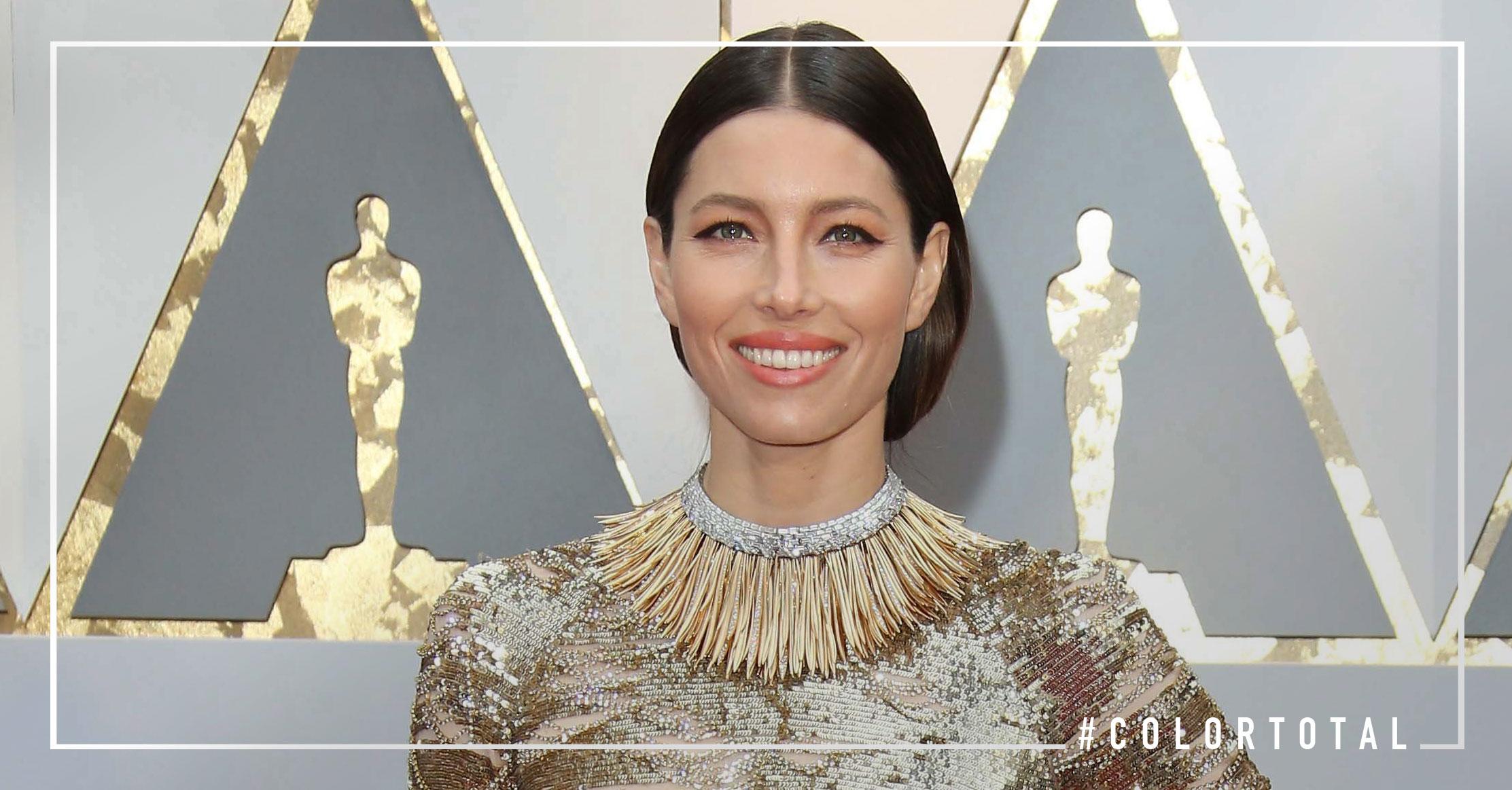 Jessica Biel - Los mejores peinados de los Oscars
