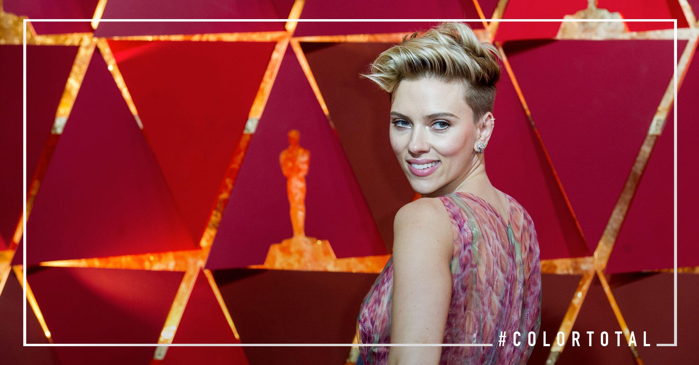 Scarlett Johansson - Los mejores peinados de los Oscars