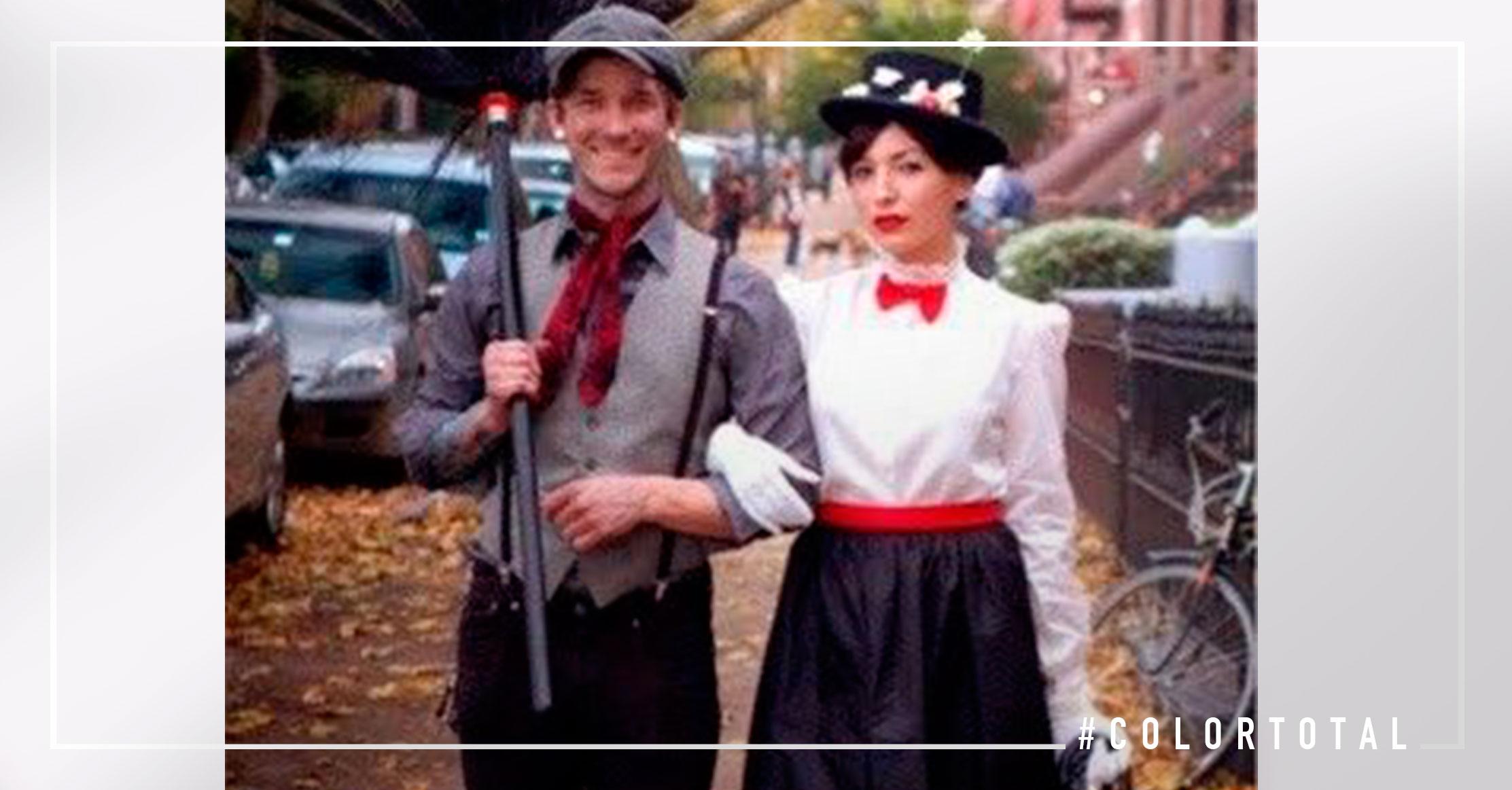 Mary Poppins - Los mejores disfraces de Carnaval 2017