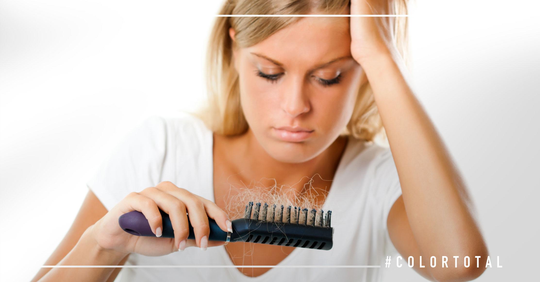 Sigues nuestros consejos durante la caída del cabello en Primavera