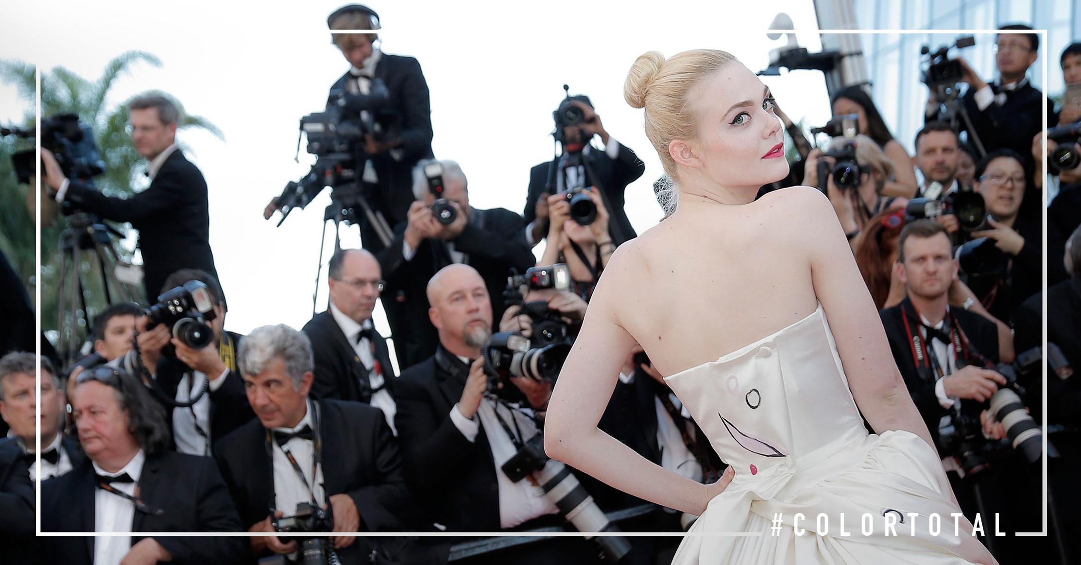 Peinados con glamour en Cannes 2017