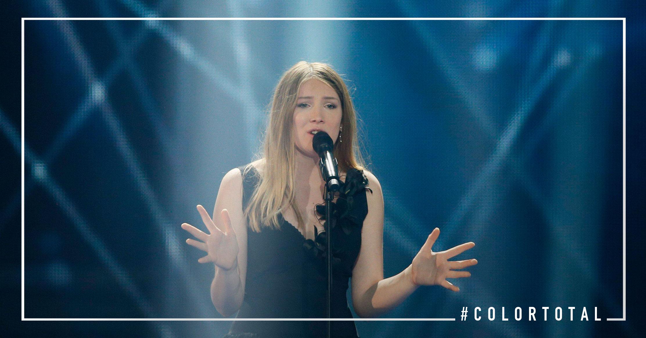Los looks más elegantes Bélgica Eurovisión 2017