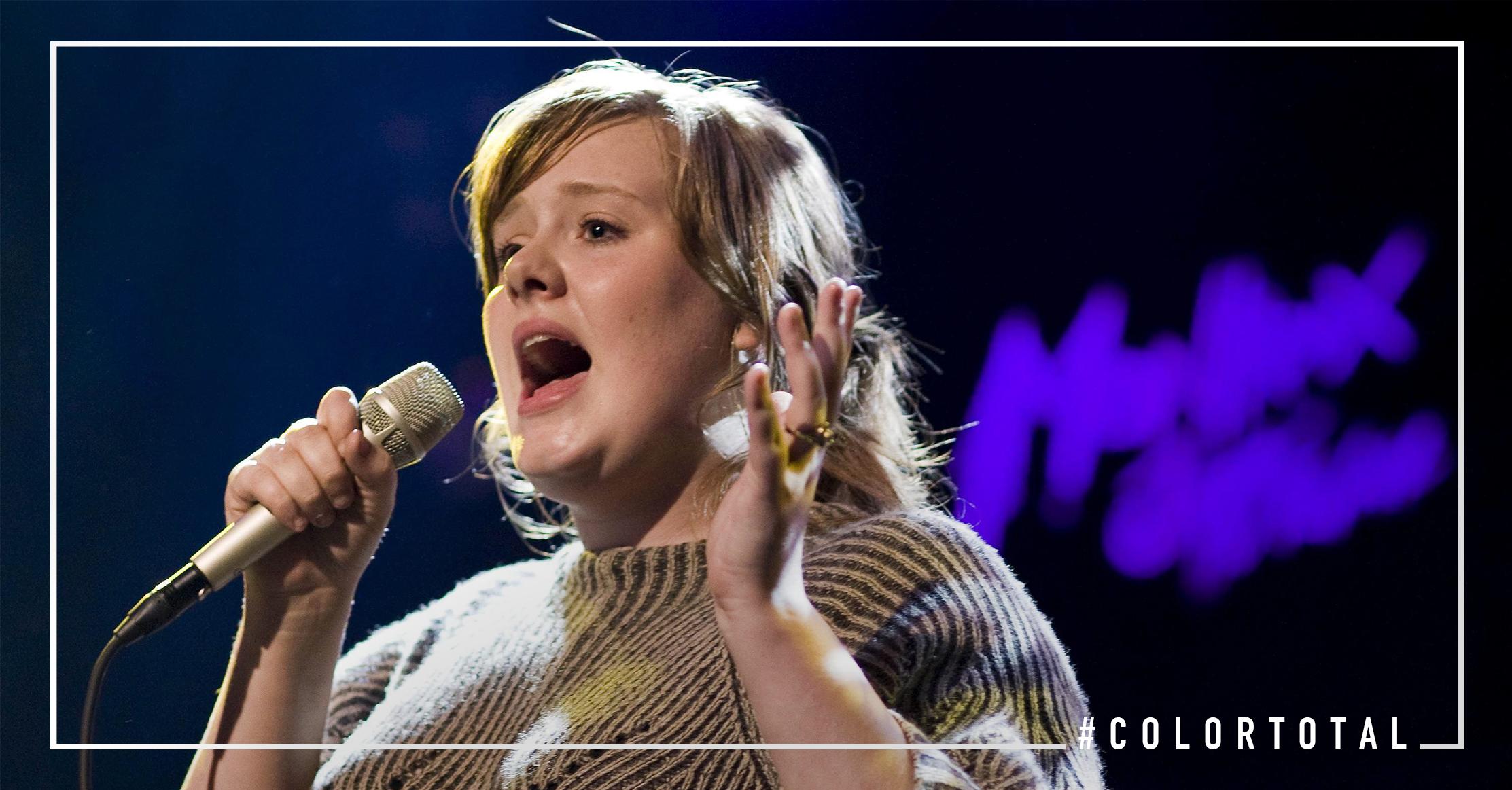 Los cambios de look de Adele
