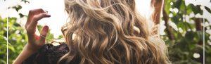 <strong> Cómo peinar el pelo ondulado sin calor </strong>